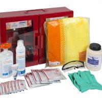 Kit de Emergencia Química